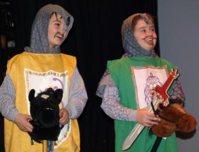 CatKids' production of Puss in Boots