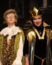 CatKids' production of Snow White